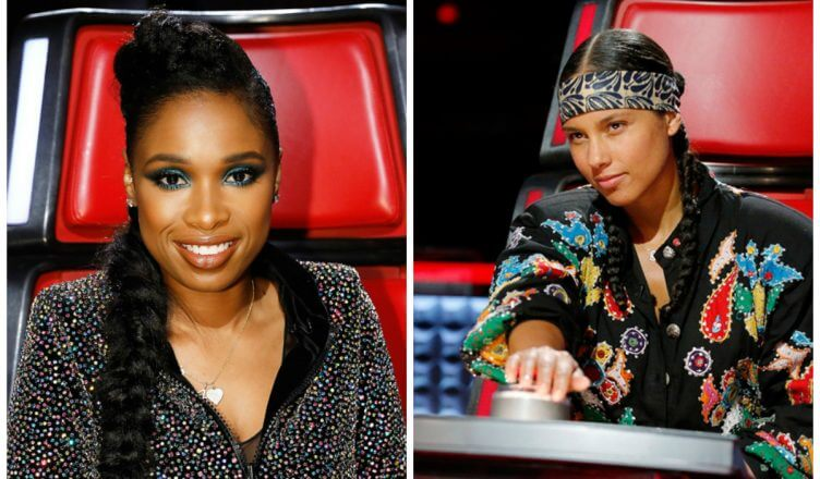 Jennifer Hudson in, Alicia Keys Out for 'The Voice' Season 15