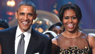 Barack Obama and Michelle Obama (Credit: YouTube)