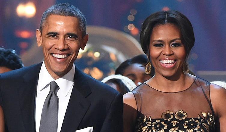 Barack Obama and Michelle Obama (Credit: YouTube)