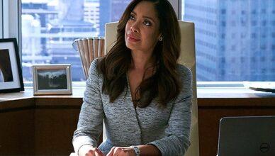 Gina Torres Suits (Credit: USA)