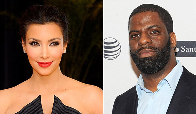 Kim Kardashian and Rhymefest (Deposit Photos and Handout)