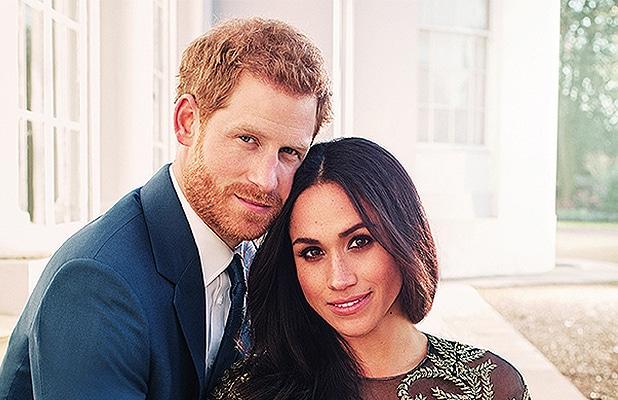 Meghan Markle and Prince Harry Engagement Photo (Credit: Instagram/@kensingtonroyal)