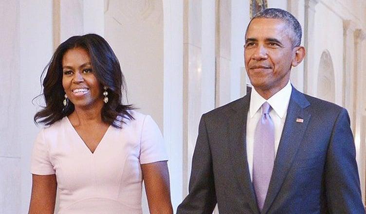 Michelle Obama and Barack Obama (Credit: WhiteHouse.Gov)