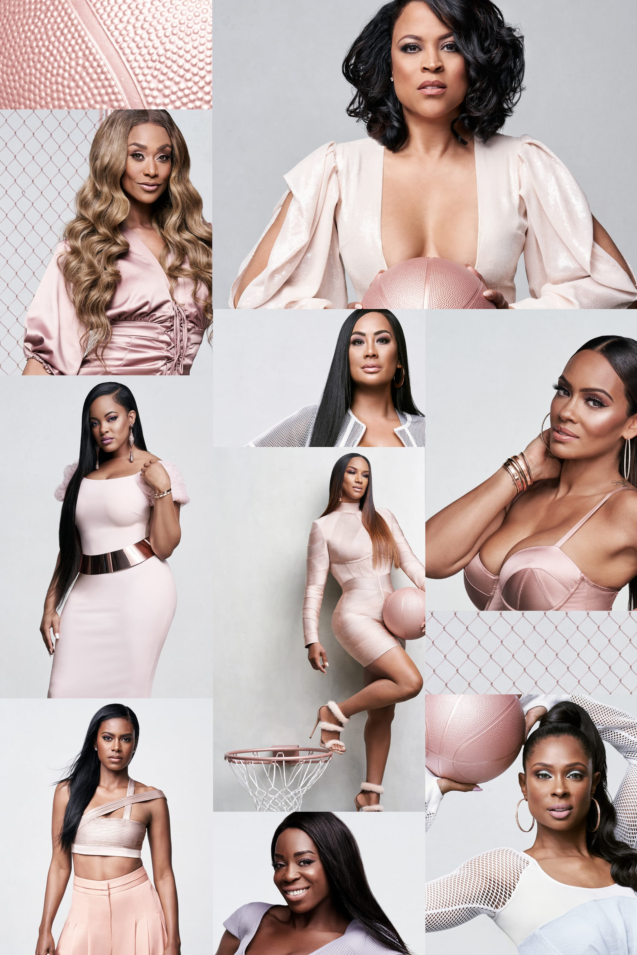 Basketball Wives Season 7 composite. (Credit: VH1)