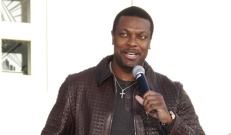Chris Tucker (Credit: Deposit Photos)