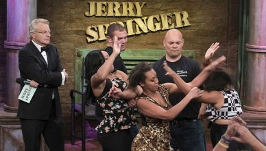The Jerry Spring Show (Credit: NBC Universal)