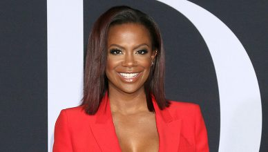 Kandi Burruss Arrival (Credit: Deposit Photos)