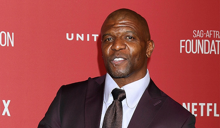 Terry Crews (Credit: Deposit Photos)