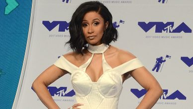 Cardi B attends 2017 MTV Video Music Awards (Credit: Deposit Photos)