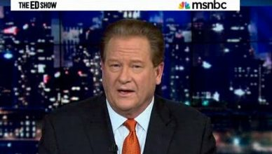 Ed Schultz, The Ed Show (Credit: MSNBC)