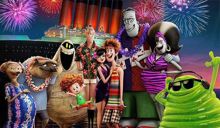 Hotel Transylvania 3: Summer Vacation (Sony Pictures)