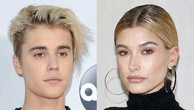 Justin Bieber and Hailey Baldwin (Credit: Deposit Photos)