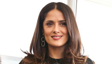 Salma Hayek (Credit: Deposit Photos)