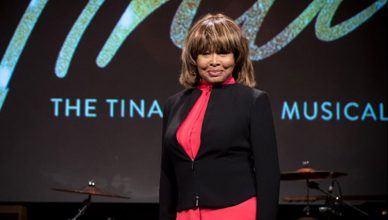 Tina Turner (Credit: Love Theatre)