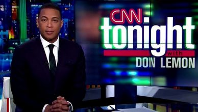 Don Lemon on CNN. (Credit: CNN)