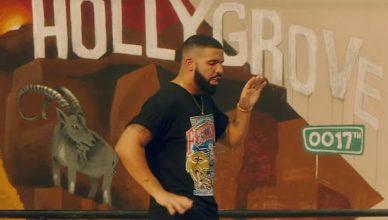 Drake In My Feelings music video (Credit: YouTube)
