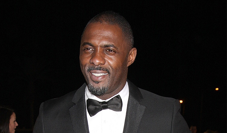 Idris Elba (Credit: Deposit Photos)