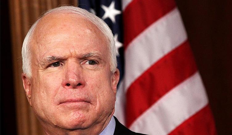 Senator John McCain (Credit: YouTube)