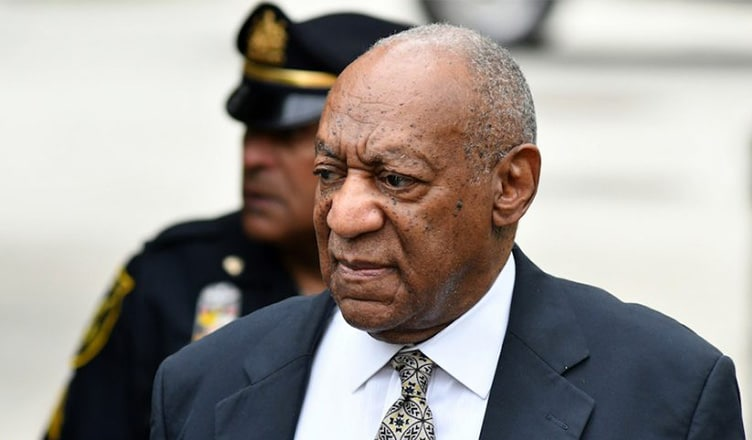 Bill Cosby in Court (Credit: YouTube)