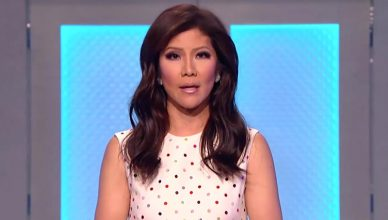 Julie Chen Says Goodbye to The Talk (Credit: CBS)