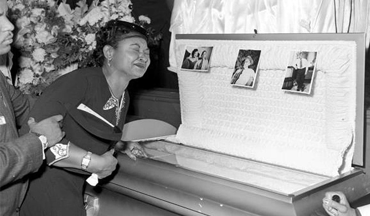 Mamie Till-Mobley (Credit: YouTube)