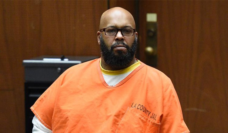 "Marion ""Suge"" Knight appears in a Los Angeles Courtroom. (Credit: YouTube)"