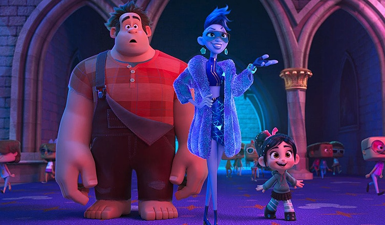 Ralph Breaks the Internet (Credit: Disney)