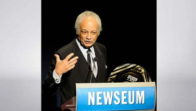 Ray Taliaferro (Credit: NABJ)