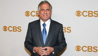 Les Moonves (President and Chief Executive Officer of CBS Corporation Les Moonves attends the 2015 CBS Upfront at The Tent at Lincoln Center on May 13, 2015 in New York City/Credit: Shutterstock)