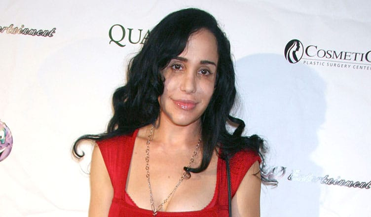 Nadya Suleman at Nadya 'Octomom' Suleman's 36th Birthday Party, House of Blues, West Hollywood, CA. 07-13-11 (Shutterstock)