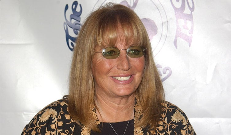 Director PENNY MARSHALL at the 15th Carousel of Hope Ball at the Beverly Hilton Hotel, Beverly Hills. 15OCT2002. (Credit: Paul Smith / Featureflash - Image/Shutterstock)