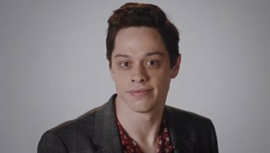 Pete Davidson on SNL (Credit: NBC)