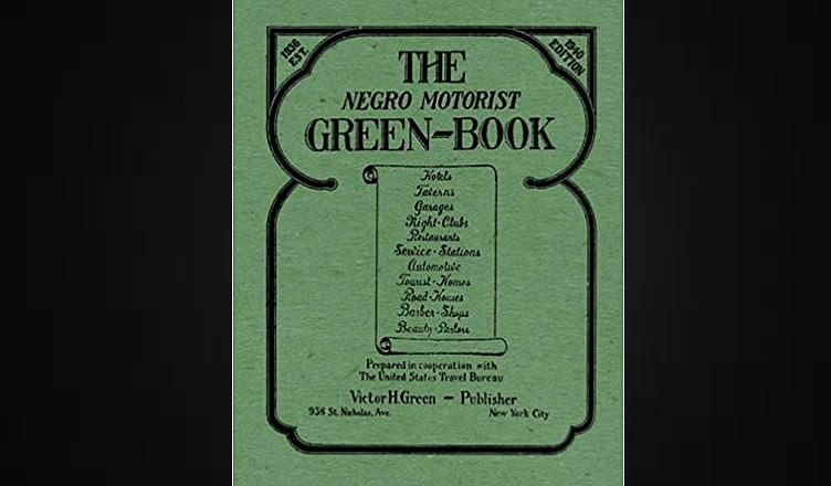 The Green Book (Credit: Amazon)