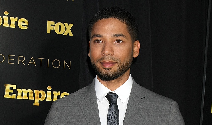 Jussie Smollett (Credit: Deposit Photos)