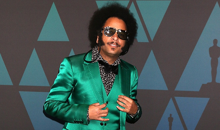 Boots Riley 10Th Annual Governors Awards in Hollywood on November 18, 2018. (Credit: Deposit Photos)