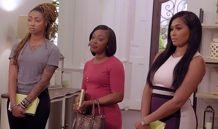 """The episode titled """"Reality Rehab"""" featured Althea, Dutchess and Minyon. (Credit: OWN)"""