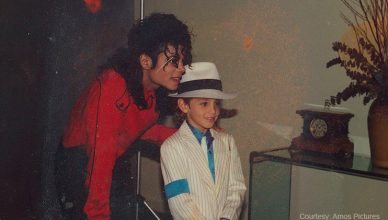 Leaving Neverland will premiere at the 2019 Sundance Film Festival. (Credit: Amos Pictures)