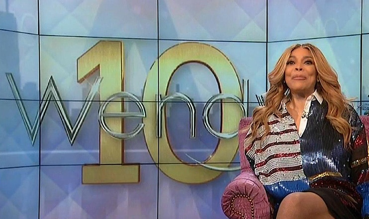 """Wendy Williams appears on """"The Wendy Williams Show."""" (Credit: The Wendy Williams Show)"""