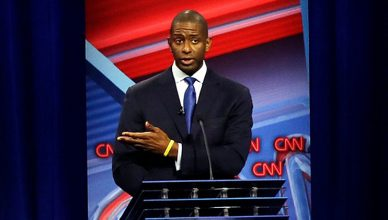 Andrew Gillum on CNN (Credit: YouTube/CNN)