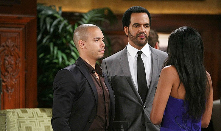 "St. John played Neil Winters on ""Y&R"". (Credit: CBS)"
