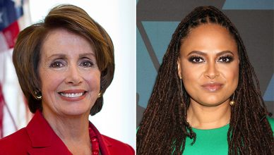 Nancy Pelosi and Ava DuVernay (Credit: House.gov, Deposit Photos)