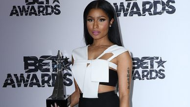 Nicki Minaj at BET Awards (Credit: Deposit Photos)