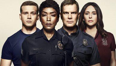 911 Season 2 promo. (Credit: Fox)