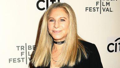 "Barbra Streisand attends ""Tribeca Talks: Storytellers: Barbra Streisand with Robert Rodriguez"" during the Tribeca Film Festival on April 29, 2017, in New York City. (Credit: Shutterstock)"