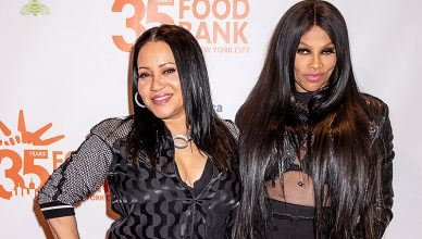 April 17, 2018: Cheryl James and Sandra Denton of Salt-N-Pepa attend the Food Bank for New York City's Can Do Awards Dinner at Cipriani Wall Street, Manhattan. (Credit: Shutterstock)