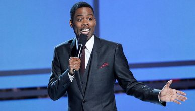 Chris Rock (Credit: Shutterstock)