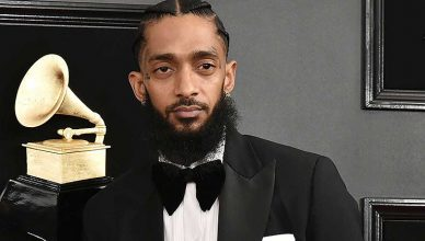Nipsey Hussle attends 2019 Grammy Awards (Credit: Shutterstock)