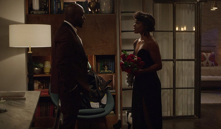 Being Mary Jane Finale (Credit: BET Networks)
