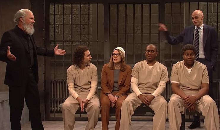 SNL Prison Skit (Credit: NBC)