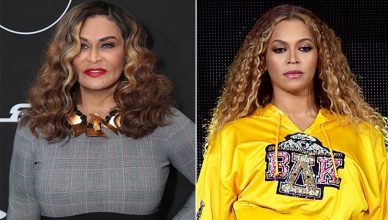 Tina Knowles-Lawson and Beyoncé (Credit: ABImages and Shutterstock)